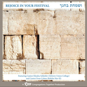 Rejoice in Your Festival CD