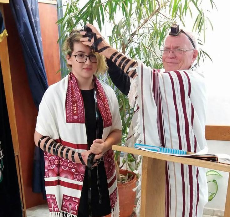 Noa Batmitzvah